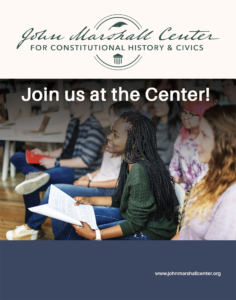 Join Us At The Center digital brochure